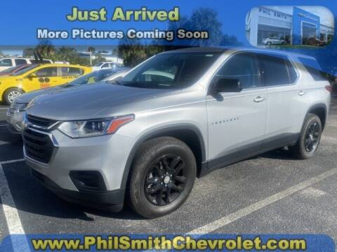 2018 Chevrolet Traverse for sale at PHIL SMITH AUTOMOTIVE GROUP - Phil Smith Chevrolet in Lauderhill FL