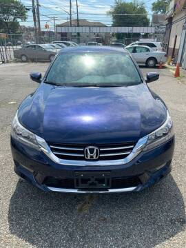 2015 Honda Accord for sale at Reliance Auto Group in Staten Island NY