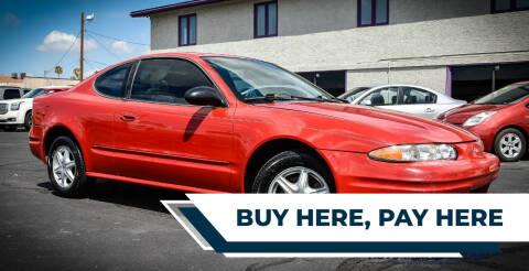 2003 Oldsmobile Alero for sale at Rahimi Automotive Group in Yuma AZ