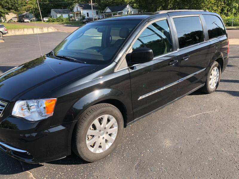 2013 Chrysler Town and Country for sale at Teds Auto Inc in Marshall MO
