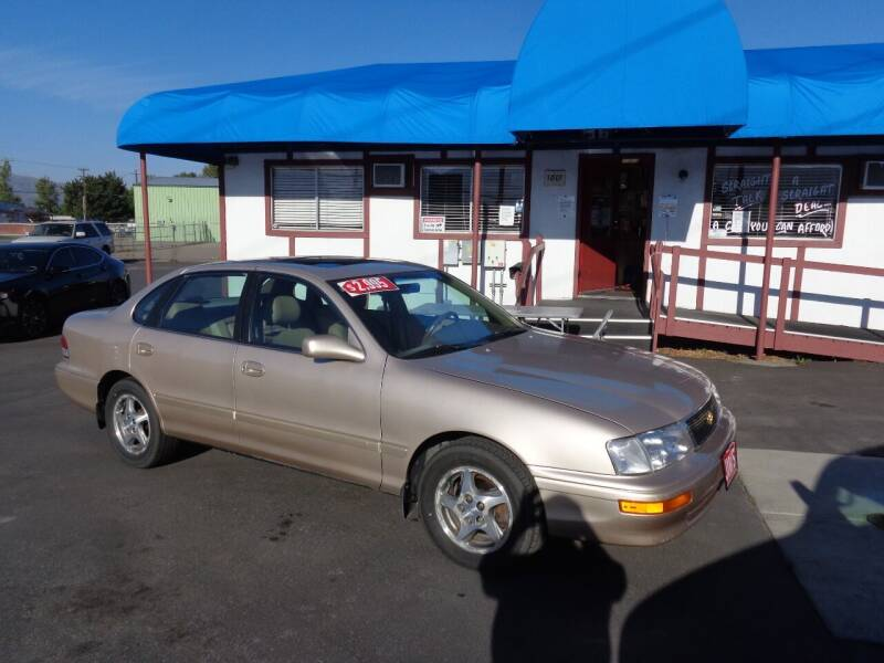1997 Toyota Avalon for sale at Jim's Cars by Priced-Rite Auto Sales in Missoula MT