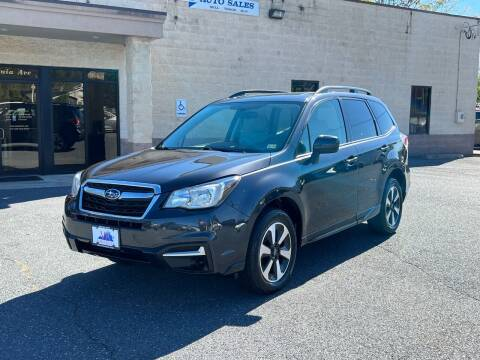 2018 Subaru Forester for sale at Va Auto Sales in Harrisonburg VA
