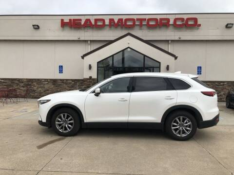 2018 Mazda CX-9 for sale at Head Motor Company - Head Indian Motorcycle in Columbia MO