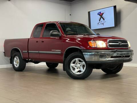 2001 Toyota Tundra for sale at TX Auto Group in Houston TX