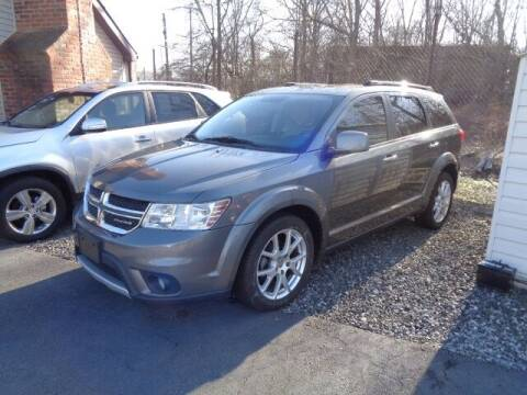 2012 Dodge Journey for sale at MR DS AUTOMOBILES INC in Staten Island NY