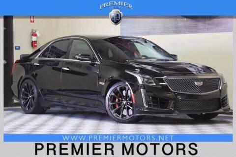 2017 Cadillac CTS-V for sale at Premier Motors in Hayward CA