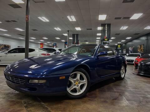 1998 Ferrari 456 GTA for sale at FALCON MOTOR GROUP in Orlando FL