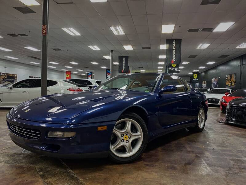 1998 Ferrari 456 GTA for sale in Orlando, FL