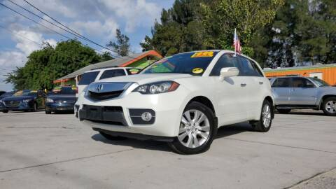 2010 Acura RDX for sale at GP Auto Connection Group in Haines City FL