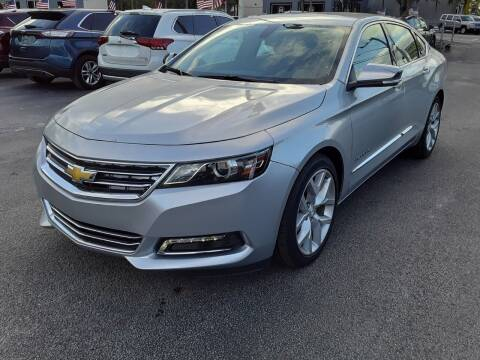2019 Chevrolet Impala for sale at YOUR BEST DRIVE in Oakland Park FL