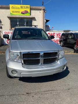 2007 Dodge Durango for sale at Budget Auto Deal and More Services Inc in Worcester MA