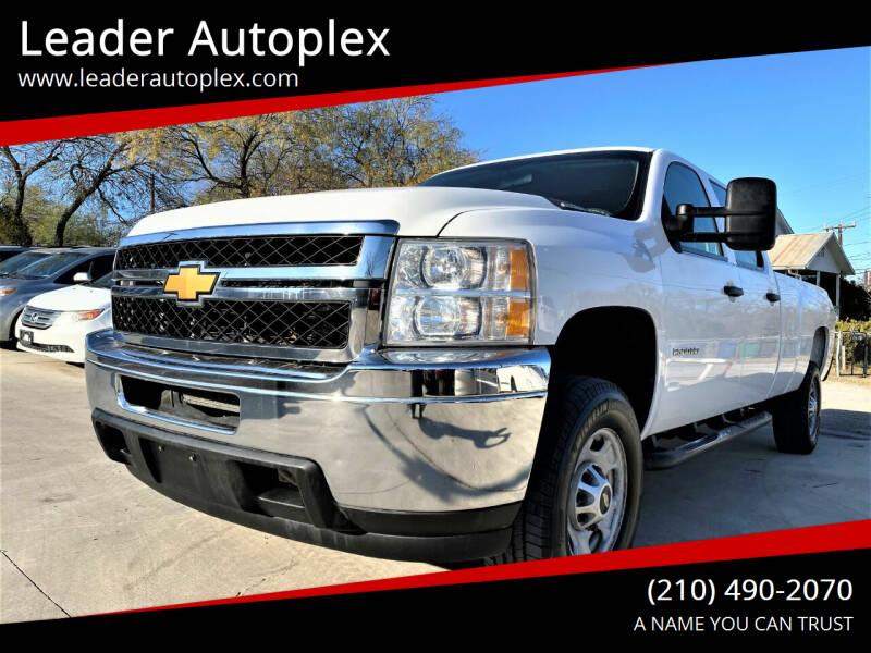 2013 Chevrolet Silverado 2500HD for sale at Leader Autoplex in San Antonio TX