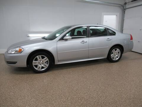 2012 Chevrolet Impala for sale at HTS Auto Sales in Hudsonville MI