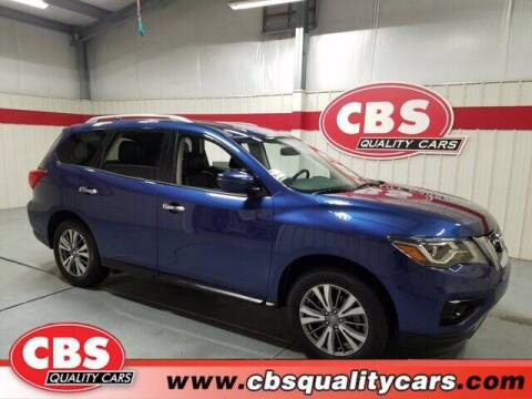 2020 Nissan Pathfinder for sale at CBS Quality Cars in Durham NC