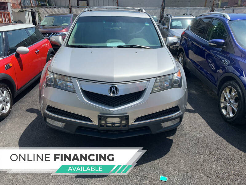 2010 Acura MDX for sale at Raceway Motors Inc in Brooklyn NY