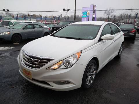 2011 Hyundai Sonata for sale at P J McCafferty Inc in Langhorne PA