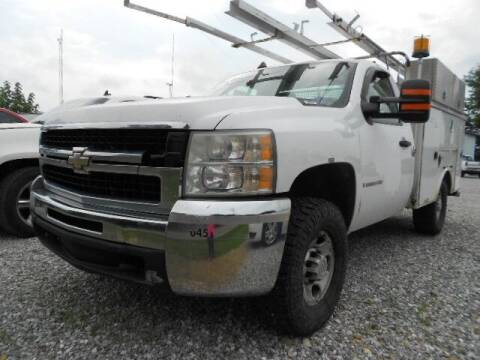 2007 Chevrolet Silverado 2500HD for sale at David Hammons Classic Cars in Crab Orchard KY