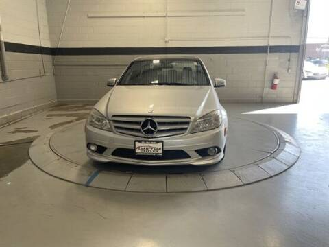 2010 Mercedes-Benz C-Class for sale at Luxury Car Outlet in West Chicago IL