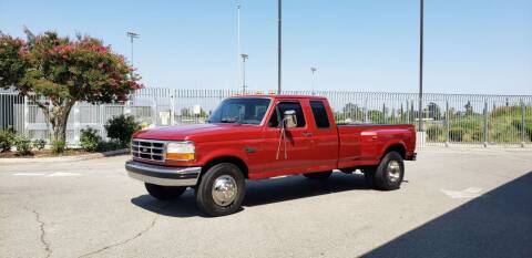 1993 Ford F-350 for sale at Alltech Auto Sales in Covina CA