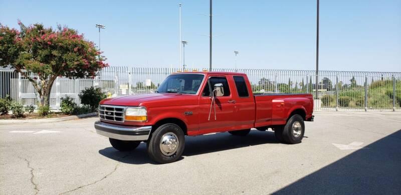 1993 Ford F-350 for sale at Alltech Auto Sales in Covina CA