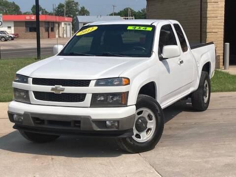 2012 Chevrolet Colorado for sale at Rolling Wheels LLC in Hesston KS