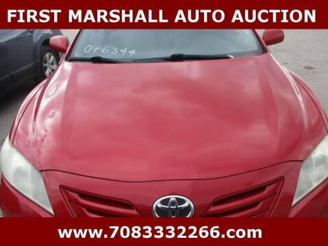 2008 Toyota Camry for sale at First Marshall Auto Auction in Harvey IL