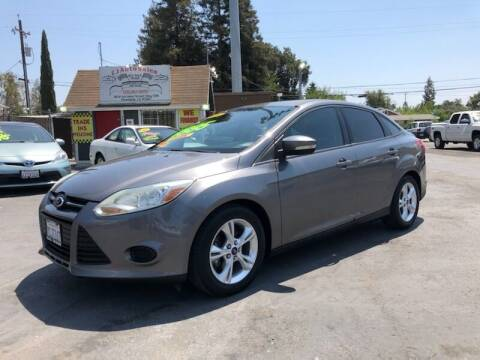 2014 Ford Focus for sale at C J Auto Sales in Riverbank CA