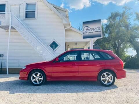 2002 Mazda Protege5 for sale at BARKLAGE MOTOR SALES in Eldon MO