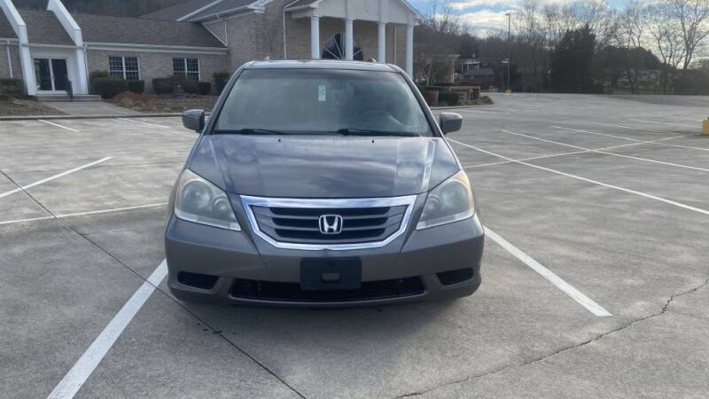2010 Honda Odyssey for sale at 411 Trucks & Auto Sales Inc. in Maryville TN