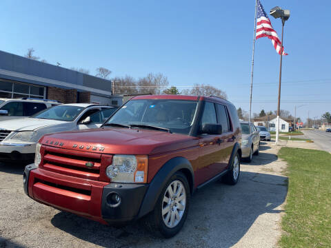 2006 Land Rover LR3 for sale at Pep Auto Sales in Goshen IN