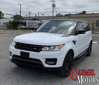 2015 Land Rover Range Rover Sport for sale at Carmel Motors in Indianapolis IN