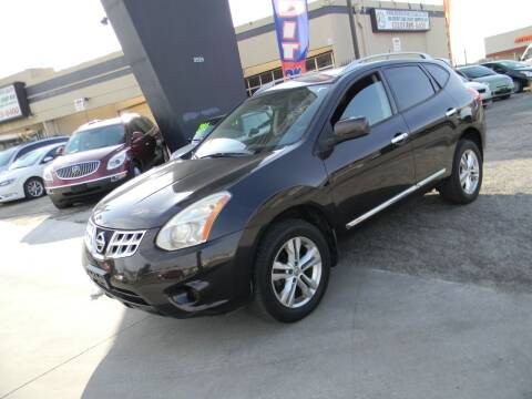 2013 Nissan Rogue for sale at Meridian Auto Sales in San Antonio TX