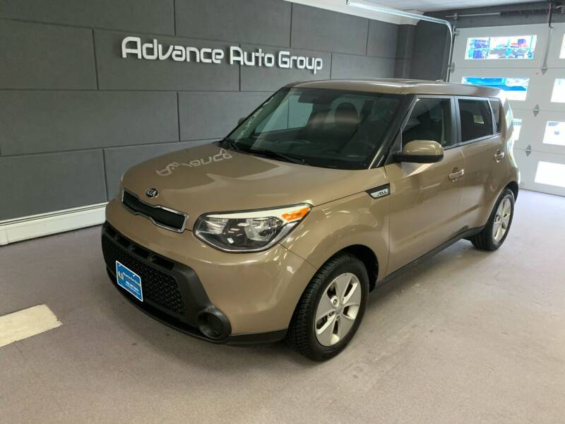 2015 Kia Soul for sale at Advance Auto Group, LLC in Chichester NH