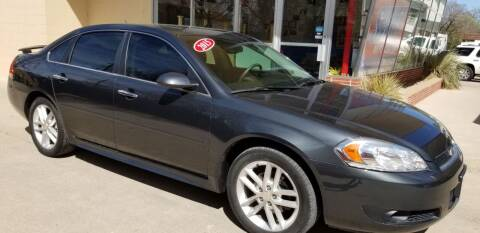 2015 Chevrolet Impala Limited for sale at Swift Auto Center of North Platte in North Platte NE