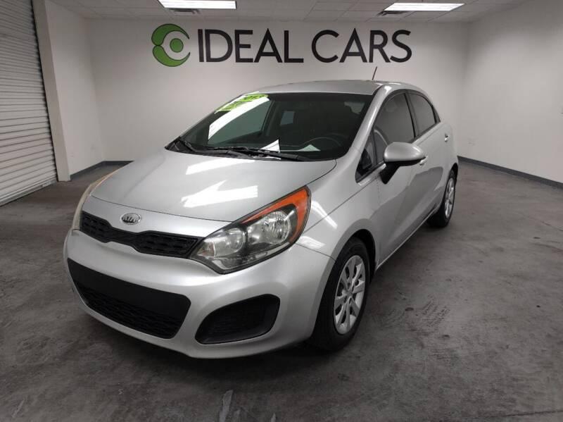 2013 Kia Rio 5-Door for sale at Ideal Cars in Mesa AZ