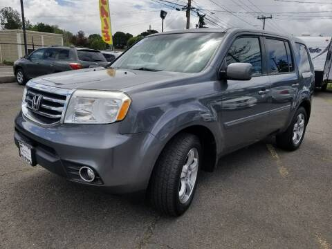 2012 Honda Pilot for sale at Universal Auto Sales in Salem OR