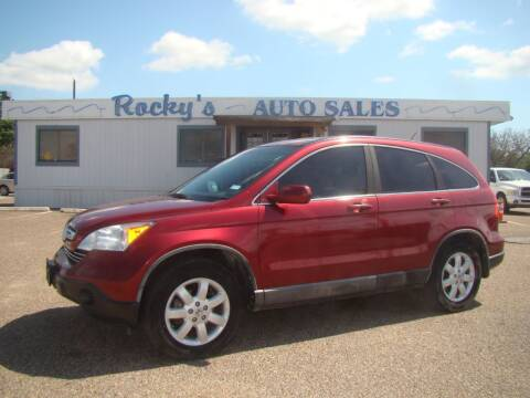 2008 Honda CR-V for sale at Rocky's Auto Sales in Corpus Christi TX