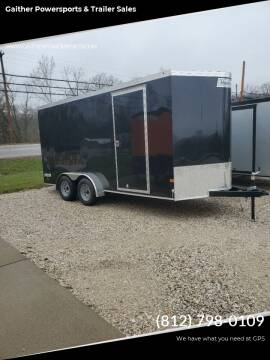 2020 Haulmark TSV716T2 for sale at Gaither Powersports & Trailer Sales in Linton IN