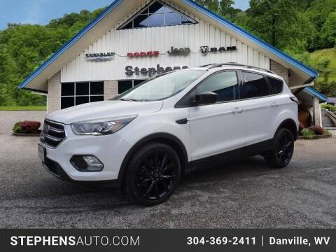 2017 Ford Escape for sale at Stephens Auto Center of Beckley in Beckley WV
