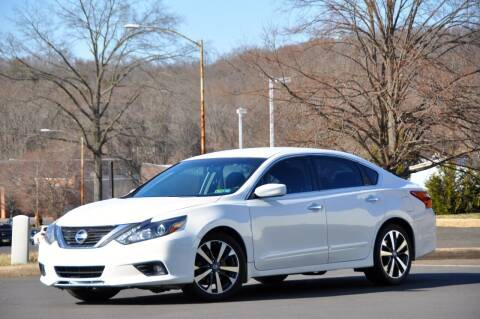 2017 Nissan Altima for sale at T CAR CARE INC in Philadelphia PA