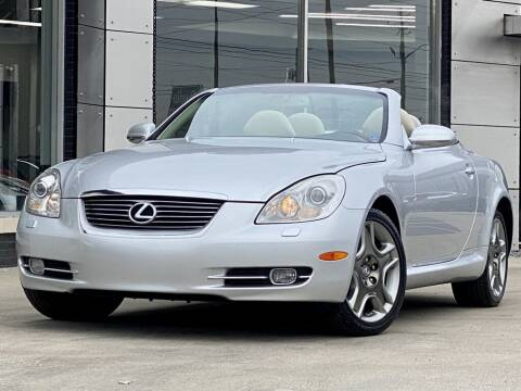 2006 Lexus SC 430 for sale at Carmel Motors in Indianapolis IN