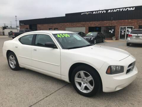 2008 Dodge Charger for sale at Motor City Auto Auction in Fraser MI