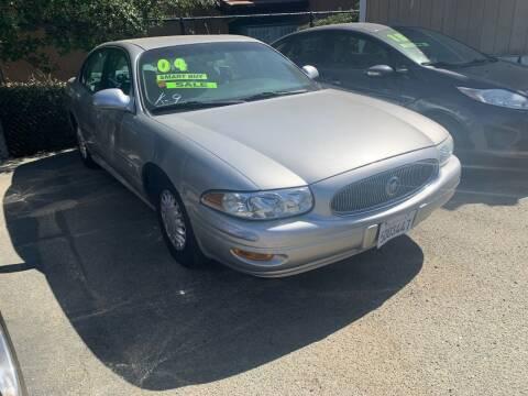 2004 Buick LeSabre for sale at Contra Costa Auto Sales in Oakley CA
