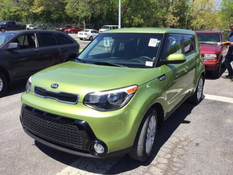 2016 Kia Soul for sale at Auto Solutions in Maryville TN