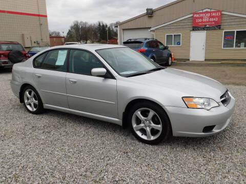 2007 Subaru Legacy for sale at Macrocar Sales Inc in Akron OH