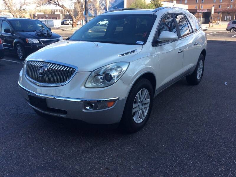 2009 Buick Enclave for sale at AROUND THE WORLD AUTO SALES in Denver CO