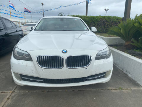 2011 BMW 5 Series for sale at Bobby Lafleur Auto Sales in Lake Charles LA