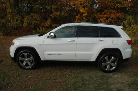 2015 Jeep Grand Cherokee for sale at Bruce H Richardson Auto Sales in Windham NH