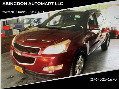 2010 Chevrolet Traverse for sale at ABINGDON AUTOMART LLC in Abingdon VA