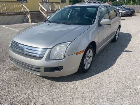 2008 Ford Fusion for sale at Honest Abe Auto Sales 2 in Indianapolis IN